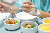 Bolnica, hrana