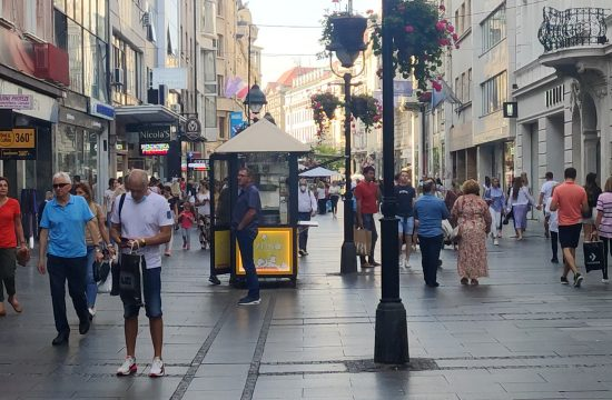 Nedelja u Beogradu