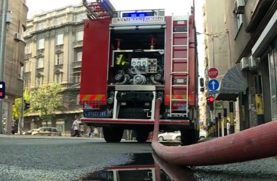 Lokalizovan požar
