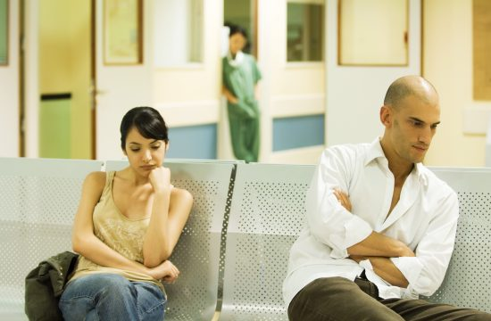 čekaonica kod lekara