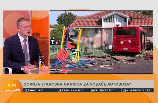 Prof. Saobraćajnog fakulteta: Srbija da se ugleda na EU - granica za profesionalne vozače 60 godina