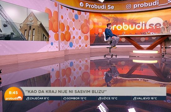Nikola Zavišić o pobedničkoj predstavi Bitefa: Kod nas publika glumi, možda joj se zato i dopada