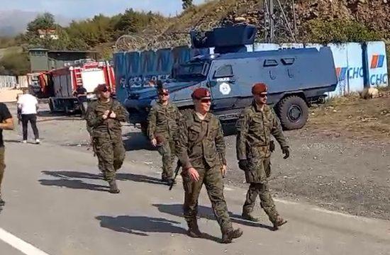 Vojnici kfora jarinje