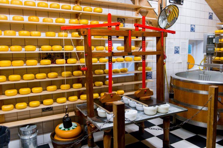Sir, proizvodnja sira, mlekara