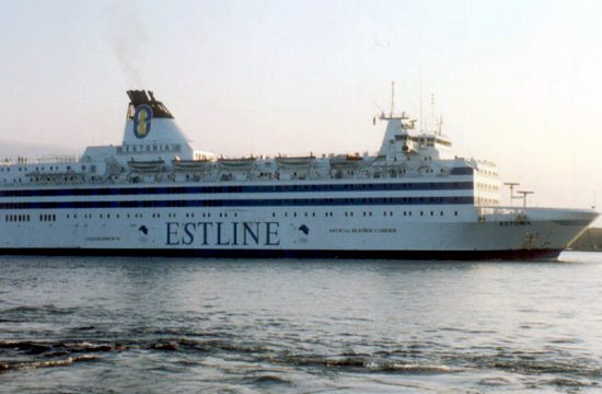 brodolom Estonija