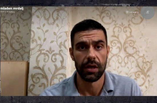 Mrdalj: Vučić kriminalac koji nas vodi u tragediju