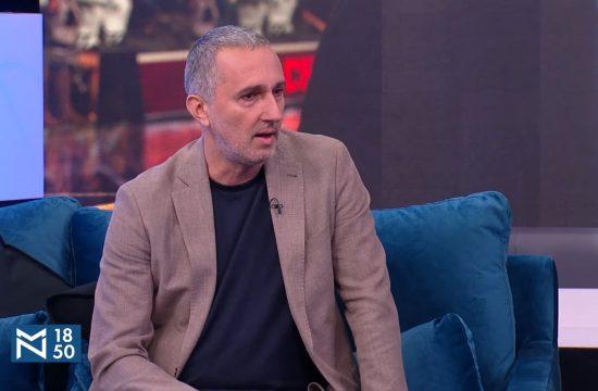 Aleksandar Miletić, gost, emisija Među nama, Medju nama Nova S