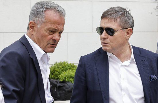 NEnad Bjeković i Dragan Stojković Piksi