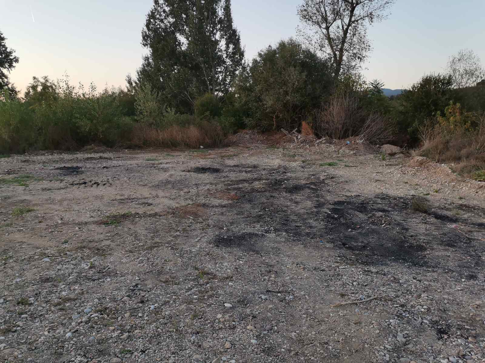Mesto i rupa gde je spaljena porodica Đokić, Djokić,