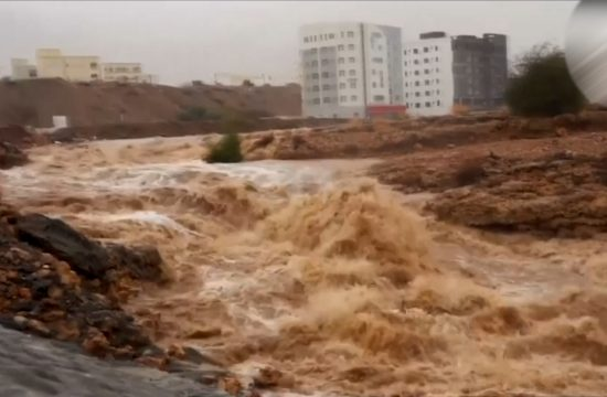 Ciklon u Omanu