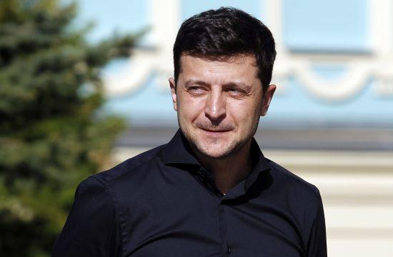 Vladimir Zelenski Volodymyr Zelensky