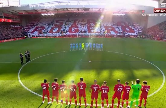 Liverpool vs Manchester City 2:2 | Pregled Utakmice
