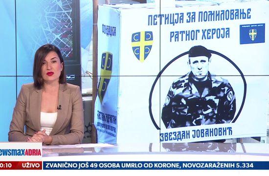 Na štandovima u centru Beograda - ratni zločinci traže oslobađanje ubice