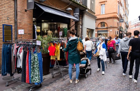 kupovina odeće
