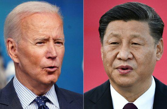 Džo Bajden i Si Đinping Joe Biden Xi Jinping