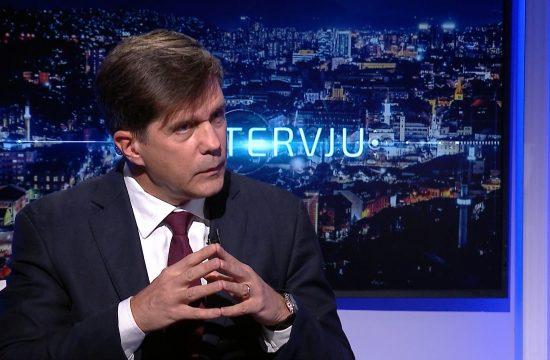 Erik Nelson, Američki ambasador u BiH