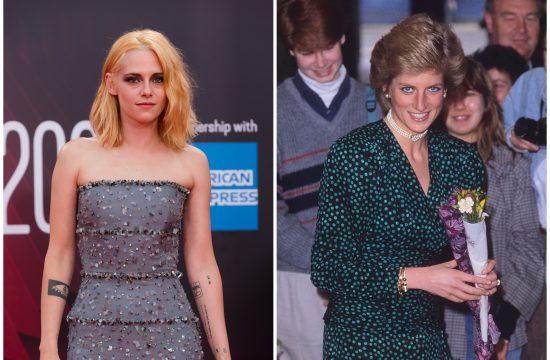 Kristen Stjuart i Lejdi Dajana Kristen Stewart Lady Diana