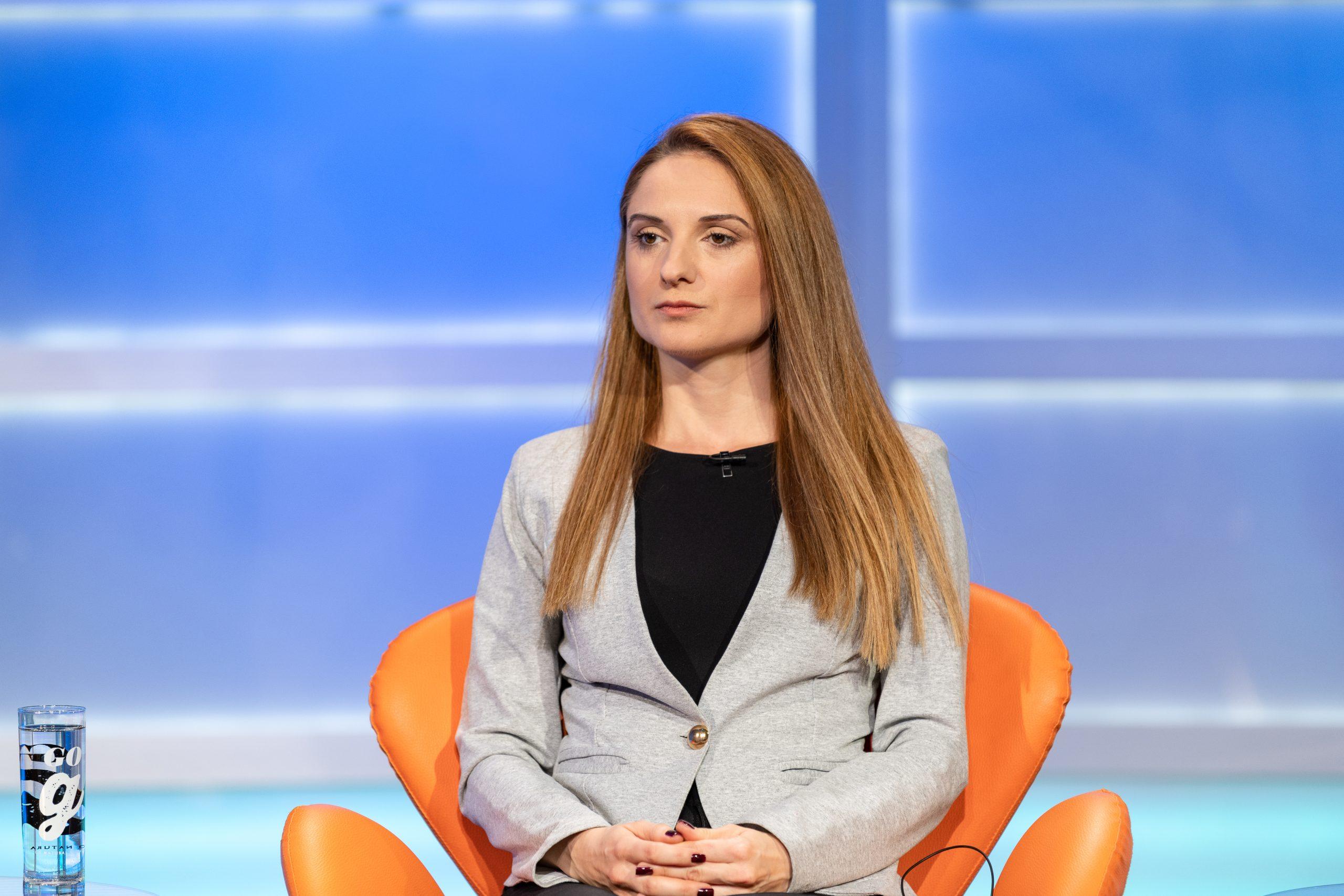 Dragana Pećo Emisija Utisak nedelje