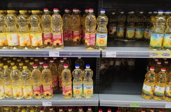 Prodavnica cena ulje poskupljenje