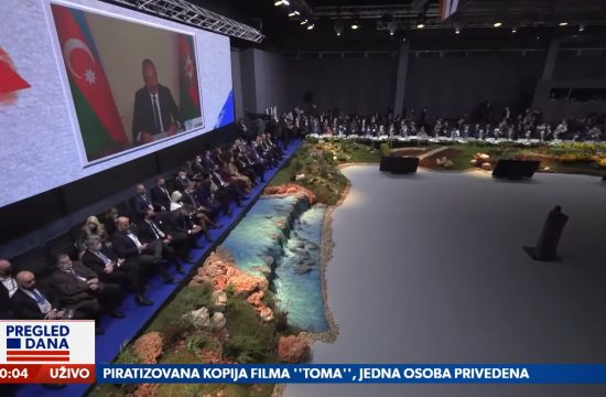 Nesvrstani, Srbija i Nesvrstani, istorija ili budućnost, prilog, emisija Pregled dana Newsmax Adria
