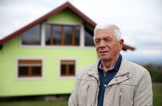 Rotirajuća kuća, Bosna i Hercegovina, Srbac