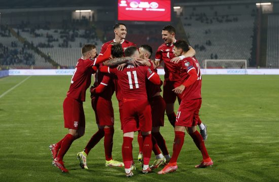 Srbija vs Azerbejdžan