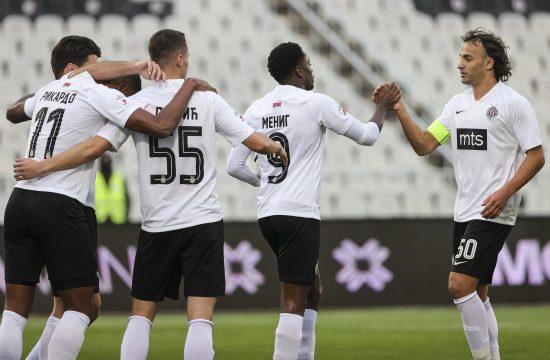 FK Partizan, FK Trajal