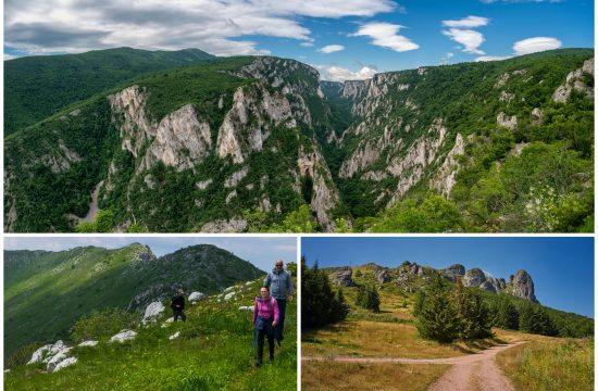 Lazarev Kanjon, Rtanj, Stara planina