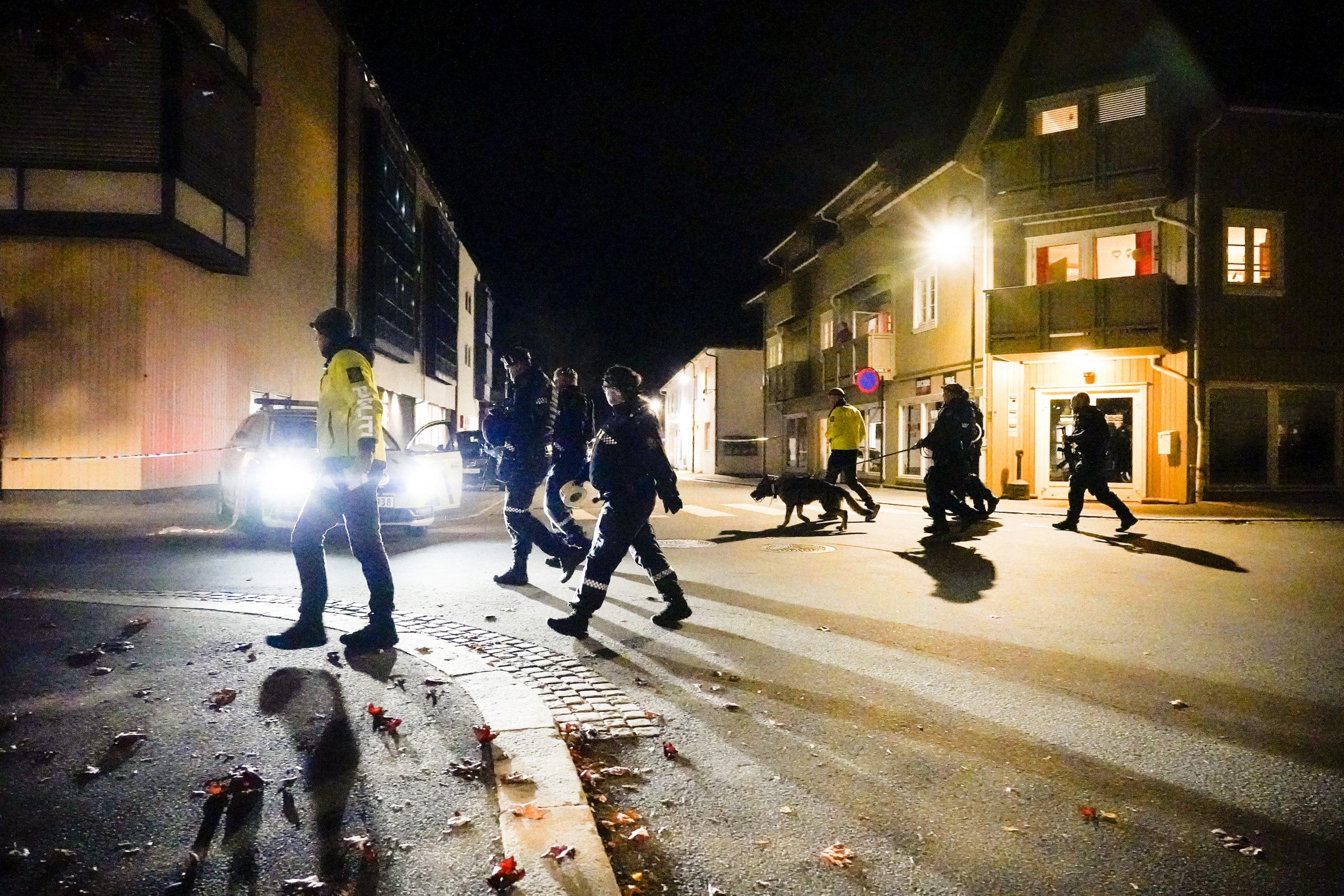 Norveška napad