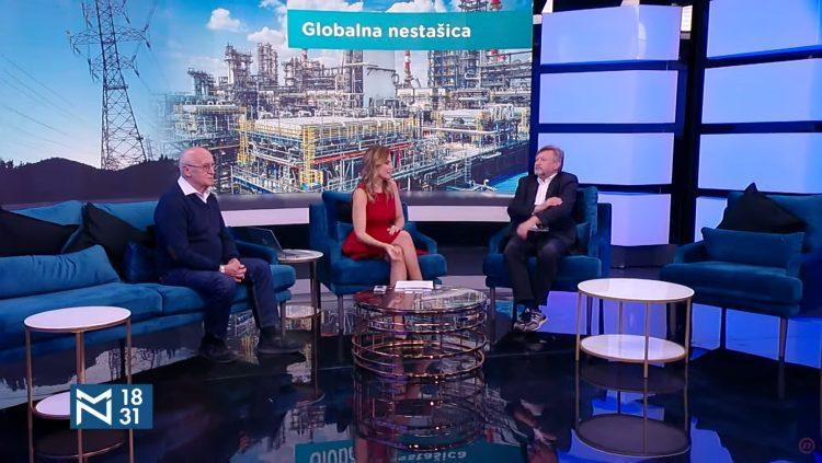 Vojislav Vuletić i Mijat Lakićević , emisija Među nama, Medju nama Nova S