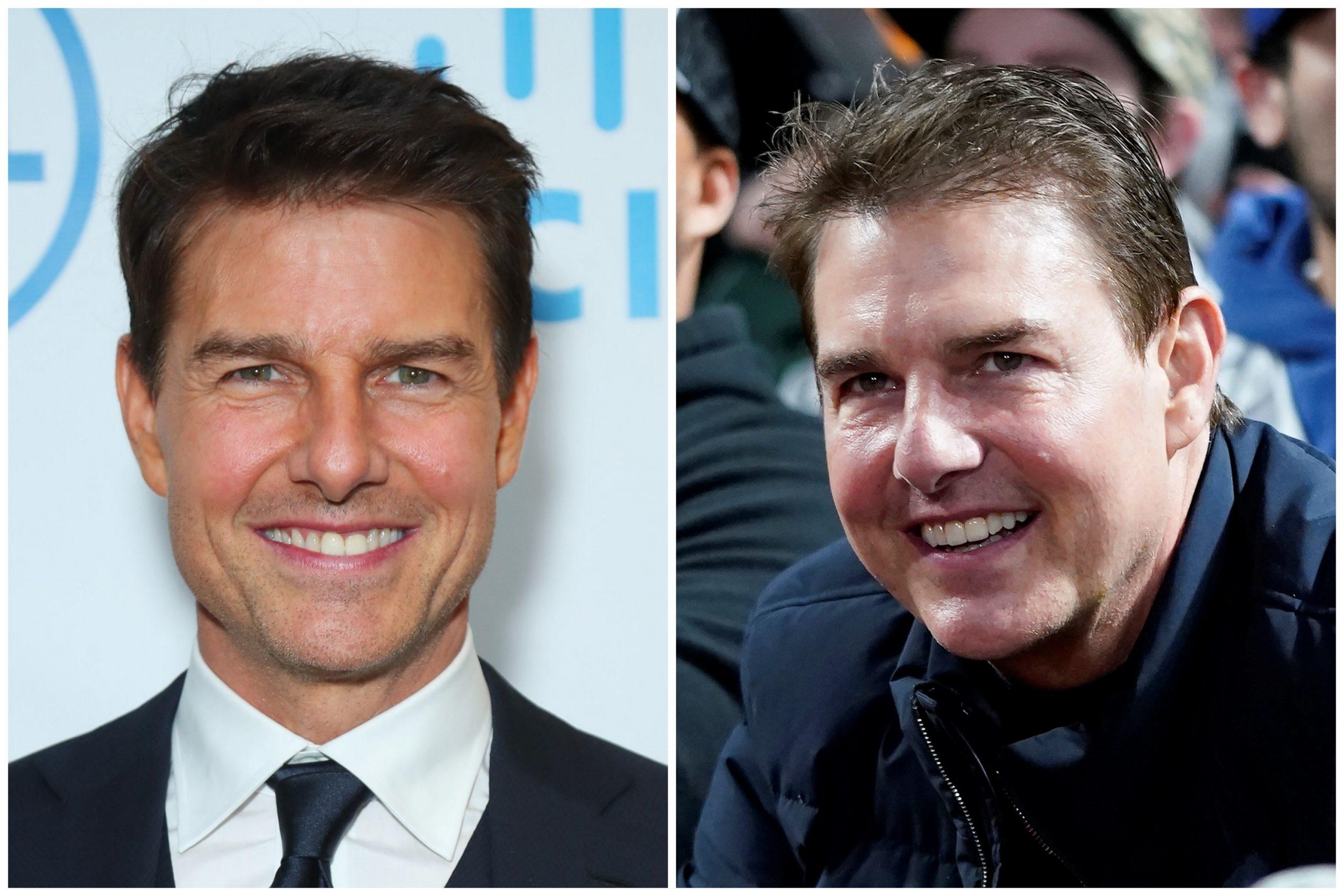 Tom Kruz Tom Cruise