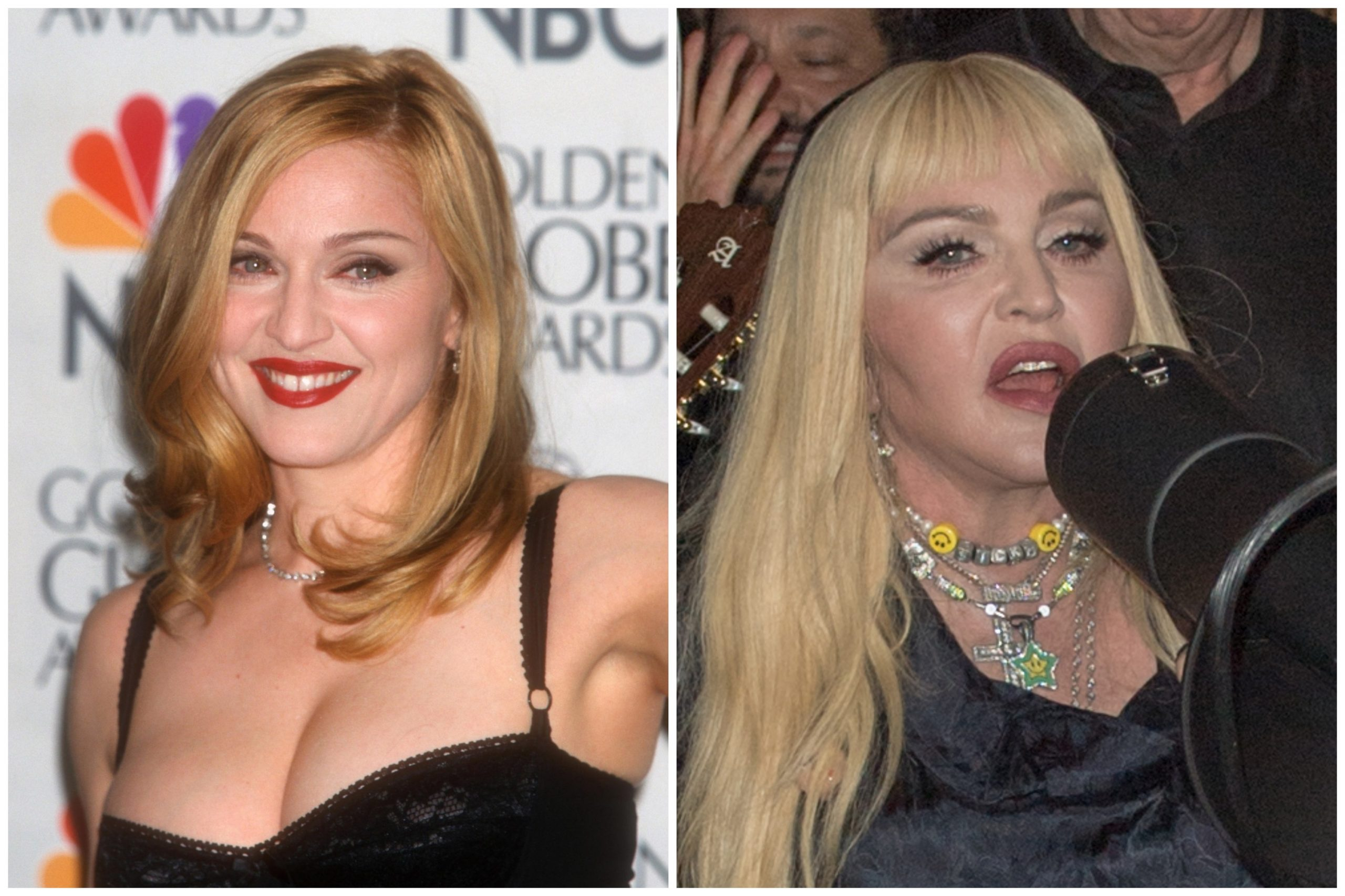 Madona, Madonna