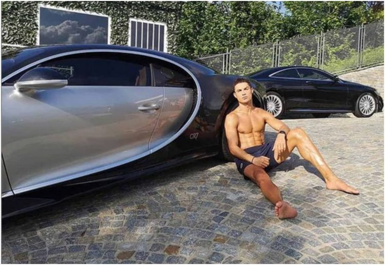 Kristijano Ronaldo Bugati