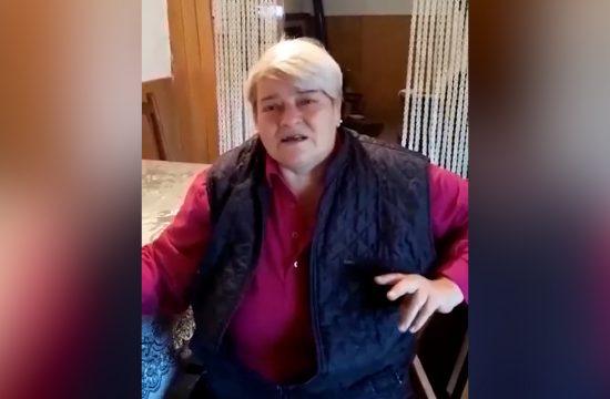 Sestra stanije gligorijevic poziv na protest protiv kriminala