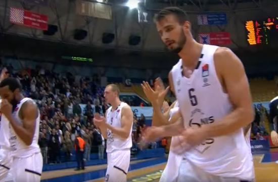 Aplauz za Partizan