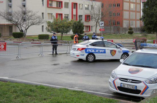 Albanska policija, Albanija, policija