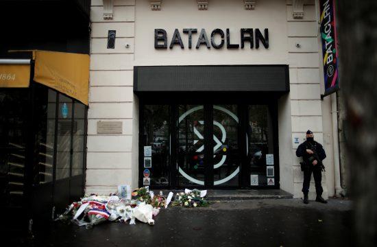 Bataklan, terorističiki napad