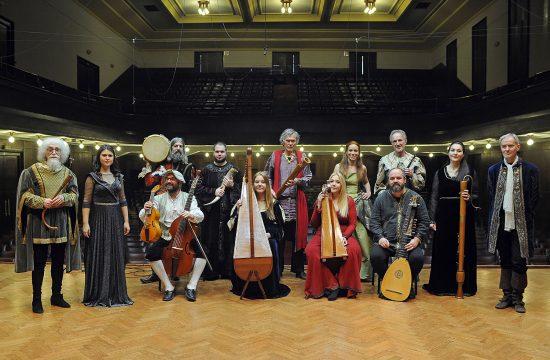 Ansambl Renesans, koncert, najava, Dom omladine
