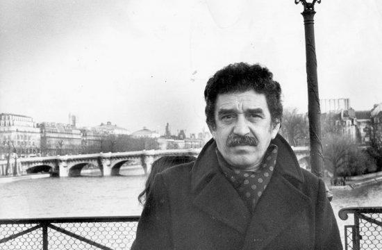 Gabrijel Garsija Markes Gabriel García Márquez