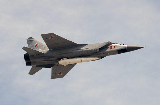 mig 31 avion rusija
