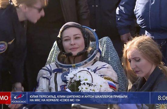 Rusija, film, svemir, snimanje filma u svemiru, kosmos
