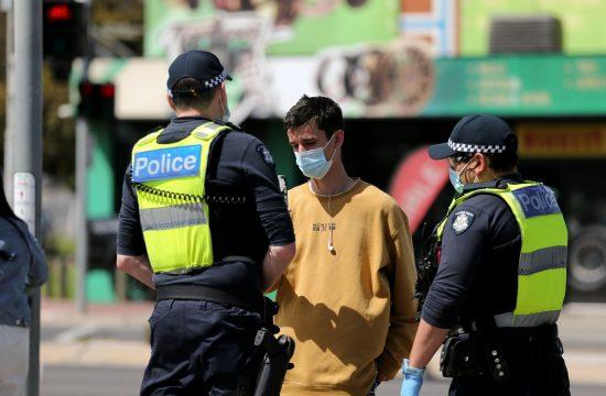 Australija, policija