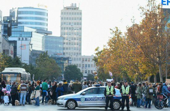 Novi Sad Protest za zaštitu životinja, protest, životinje