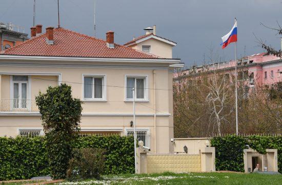 Ambasada Rusije Albanija