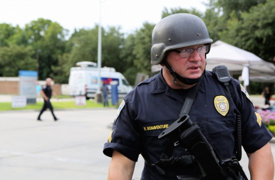 Luizijana, policija