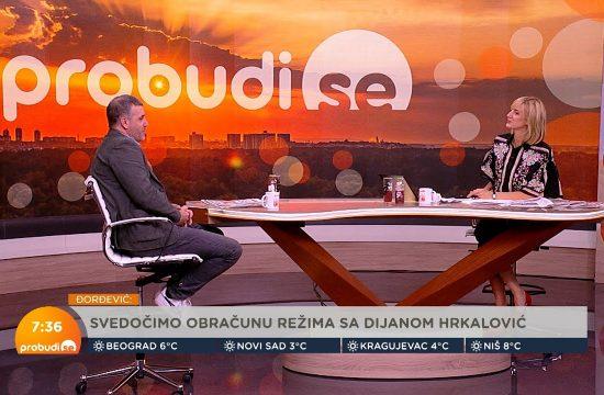 Aleksandar Đorđević: SNS-u najveća pretnja odmetnuta krila stranke