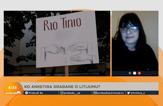 """""""Ne damo Jadar"""": Zakoni se menjanju zbog Rio Tinta"""