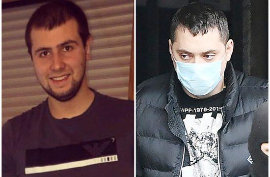 Goran Mihajlović i Veljko Belivuk