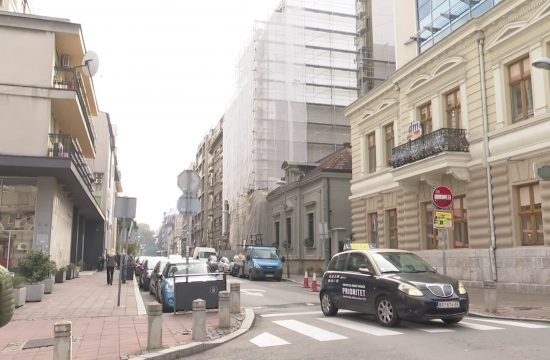 Zgrade, Ko dozvoljava urbanistički egzibicionizam u BG, prilog, emisija Među nama, Medju nama Nova S