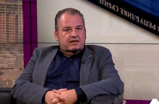 Miodrag Jovanović, profesor Pravnog fakulteta, gost, emisija Rekonstrukcija